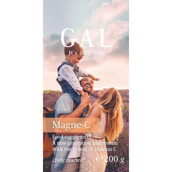 GAL Magne-C Magnesium Ascorbate