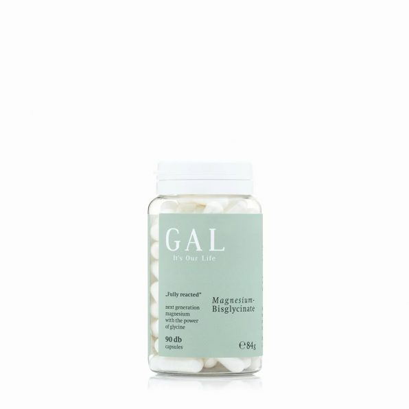 GAL Magnesium-Bisglycinate (90 Capsules)