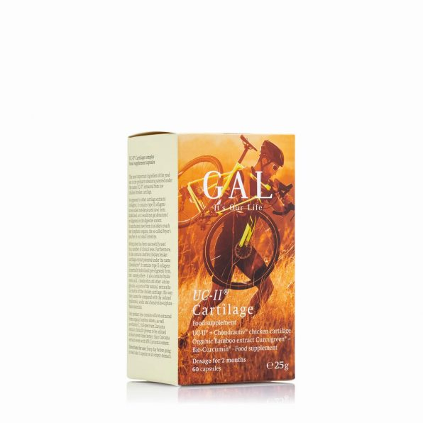 GAL UC-II Cartilage, Joint Complex (two months supply)