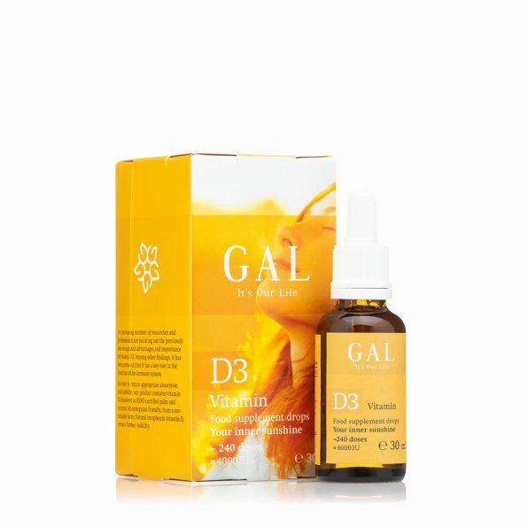 GAL Vitamin D3 Drops